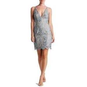 Lace dress the population dress